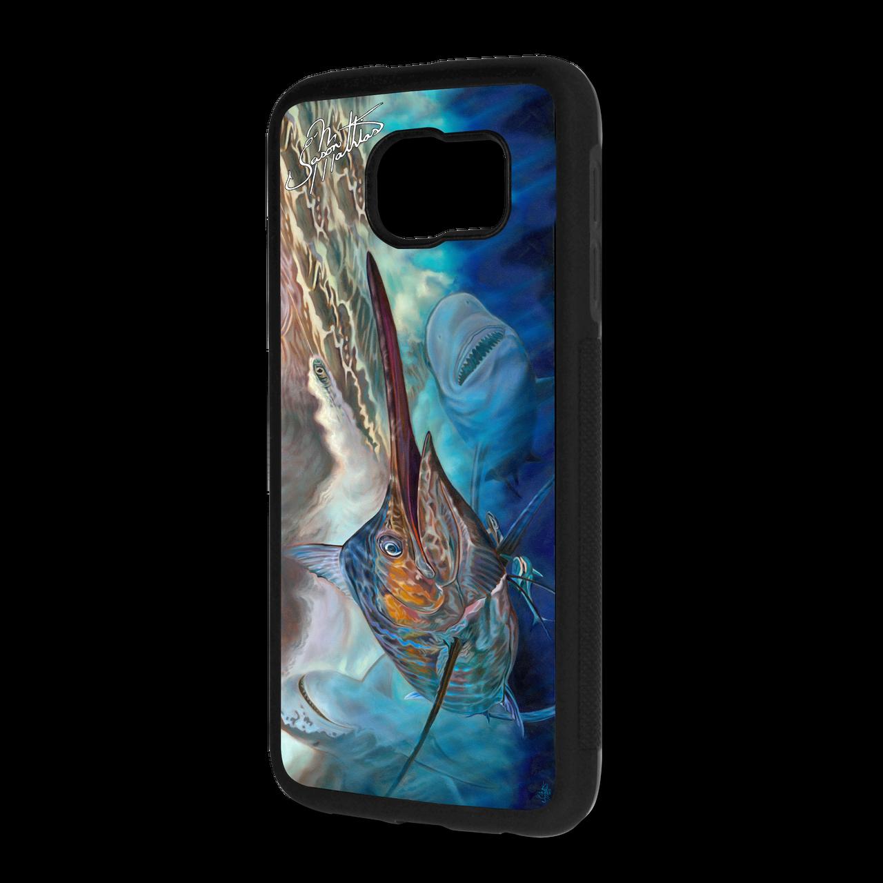 samsung-galaxy-blue-marlin-shark-case-cover-jason-mathias-art.png