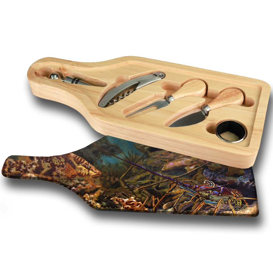 wine-cheese-set-hogfish-lobster-reef-painting-jason-mathias.png
