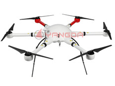 YD6-1000S Long Flight Time Waterproof Hexacopter Frame