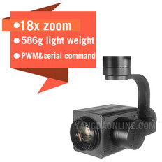 Sky Eye-18HZ 1080P 18X Optical Zoom Camera For Drone