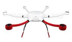 YD6-1600L Heavy Lift Hexacopter Frame