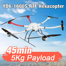 YANGDA YD6-1600S Heavy Lift Hexacopter