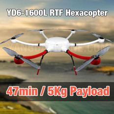 YANGDA YD6-1600L Heavy Lift Hexacopter
