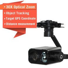 YANGDA Sky Eye-30HZ-SM 30X Optical Drone Zoom Camera With Tracking And Target GPS Coordinate