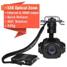 Sky Eye-33HZ 33X 1080P HD Optical Zoom Camera For Drone