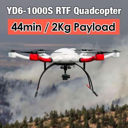 YANGDA YD6-1000S RTF Hexacopter With Long Flying Time