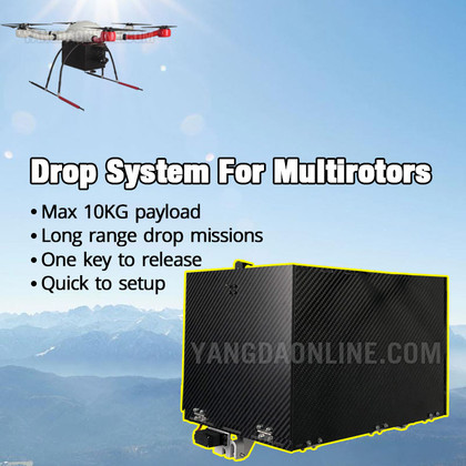 KUA Payload Drop System For Multirotors