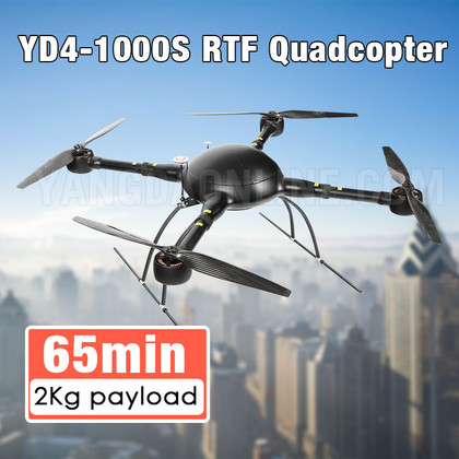 YANGDA YD4-1000S Long Flight Time RTF Quadcopter