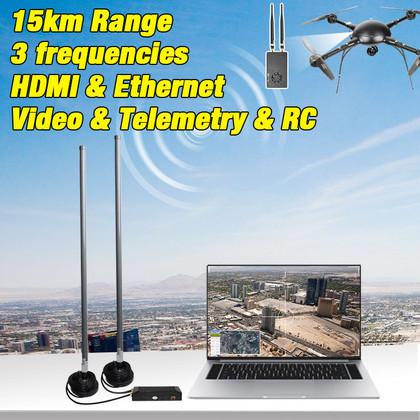 YANGDA Videopass-H15 Long Range Digital Video And Data Link
