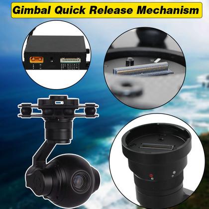 YANGDA Gimbal Quick Release Mechanism