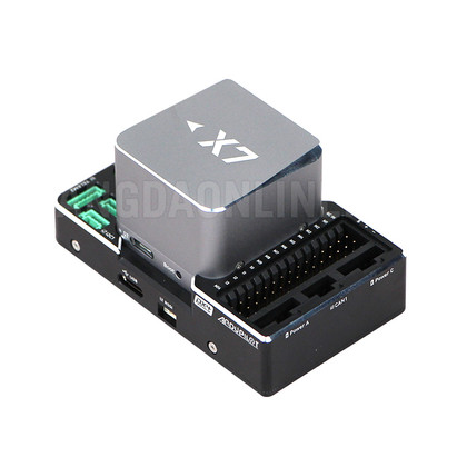 CUAV X7 And X7 Pro Flight Controller For Multirotor And Fixed Wing Plane