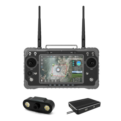 H16 All-in-one 2.4GHZ Long Range Portable Ground Control Station
