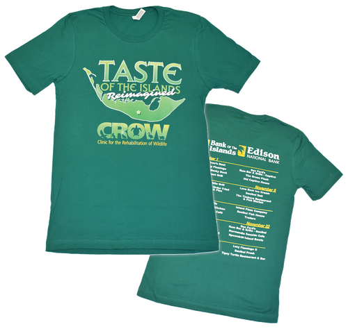 CLEARANCE! - Taste of the Islands T-Shirt