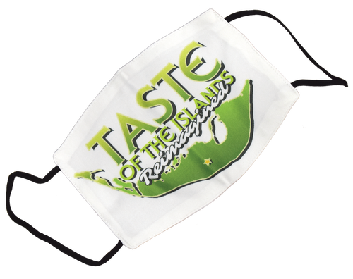 CLEARANCE! - Taste of the Islands Mask