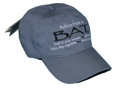 Advice from Nature Caps - Bat