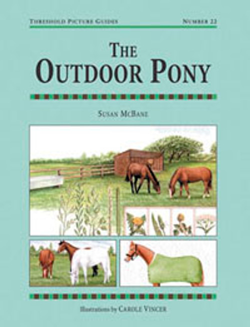 Threshold Guide #22 - The Outdoor Pony
