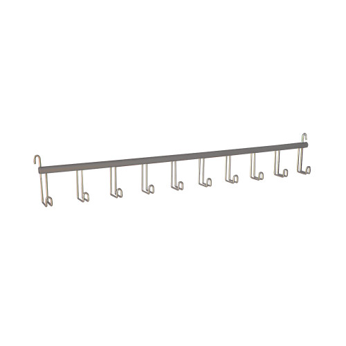 Deluxe Bridle Rack with 10 Hooks