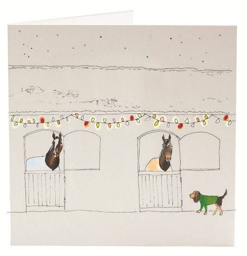 Christmas Card - It's Beginning to Look a lot Like Christmas