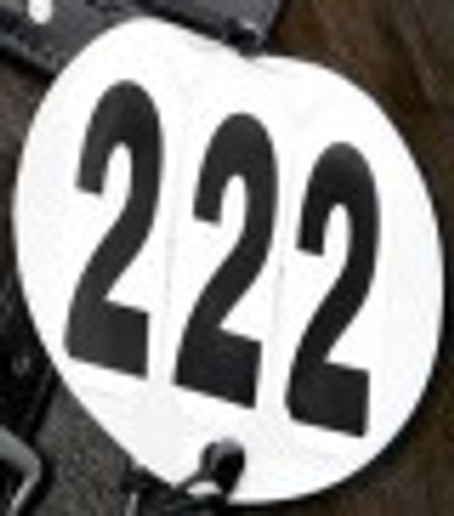 Round Head Numbers