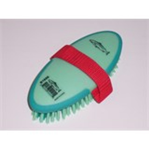 """6.5"""" Grippee Oval Brush - Assorted Colours"""