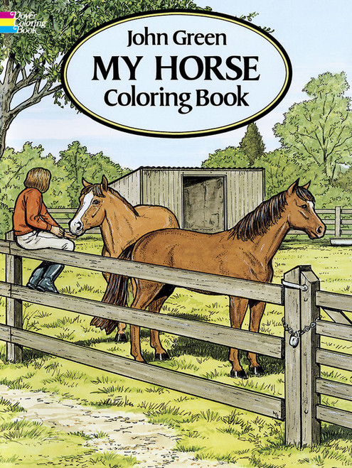 My Horse Colouring Book