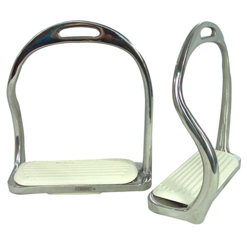 Foot Free Safety Stirrup Irons