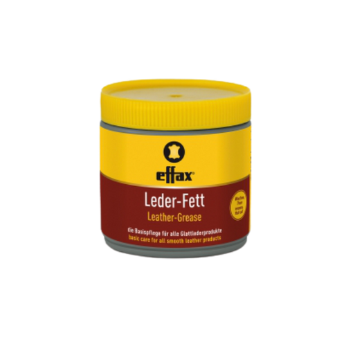 Effax Yellow Leather Grease - 500 mL