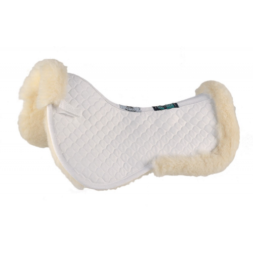 HiWither Gullet Free Half Pad with Rolled Edge