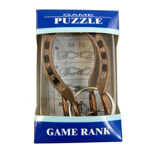 Horseshoe Puzzle Game
