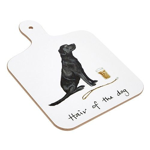 Mini Chopping Board - Hair of the Dog