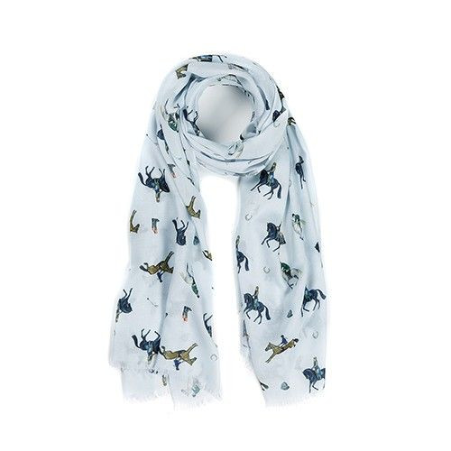 Lightweight Scarf - Horse Lovers