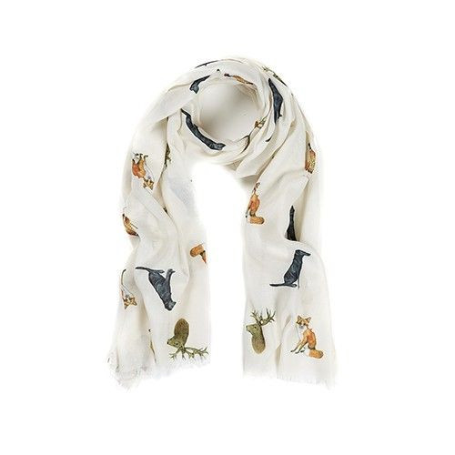 Lightweight Scarf - At Home In The Country