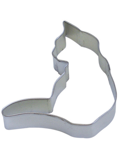 Curled Up Cat Cookie Cutter