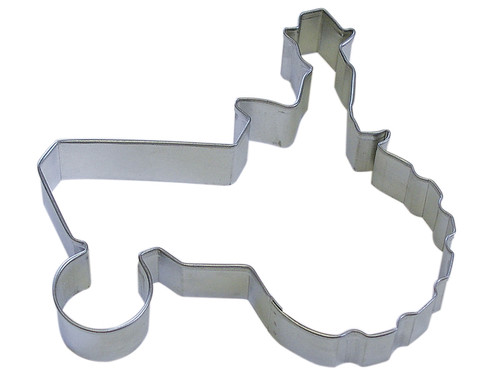 Tractor with Driver Cookie Cutter