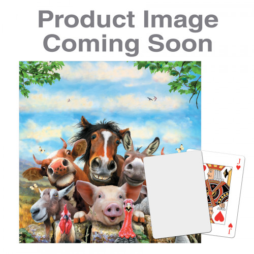 Playing Cards - Farm Selfie