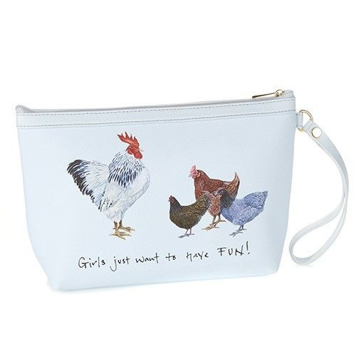 Makeup Bag - Girls Just Want To Have Fun!