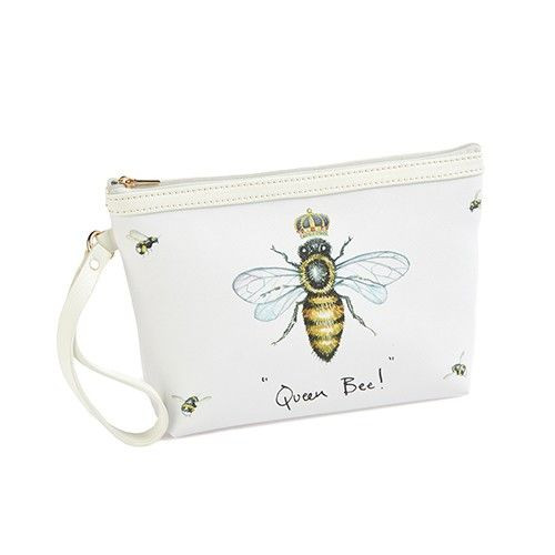Makeup Bag - Queen Bee!