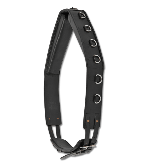 Leather Lunging Surcingle