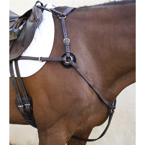 5-Way Hunting Breastplate with Elastic