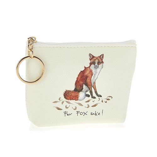 Coin Purse - For Fox Sake!