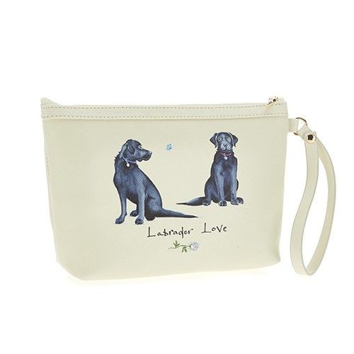 Makeup Bag - Labrador Love
