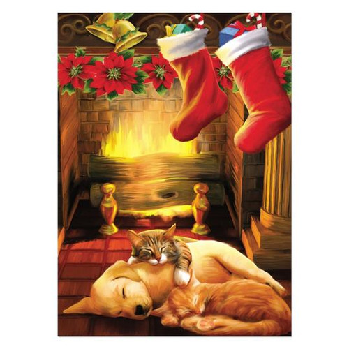 Christmas Cards - Silent Night - Box of 10