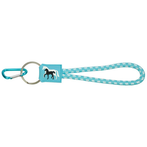Cord Keychain - Mare & Foal