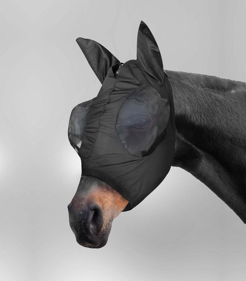 """""""Puck"""" Fly Mask"""