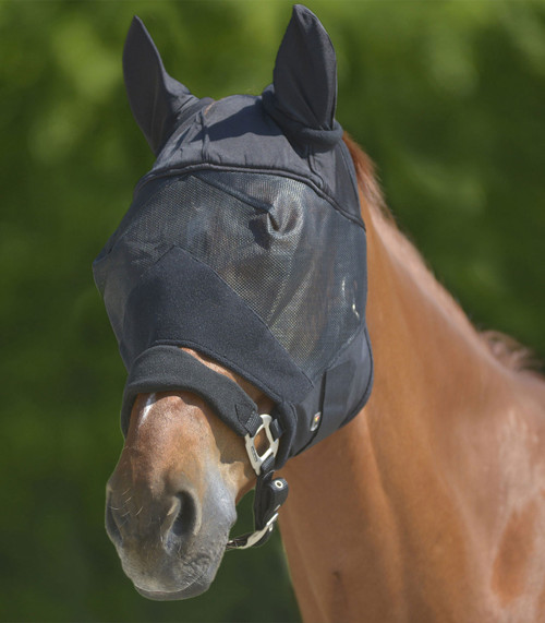 Premium Fly Mask with Ears
