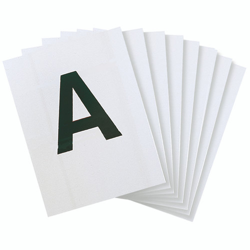 Plastic Dressage Letters - Set of 12