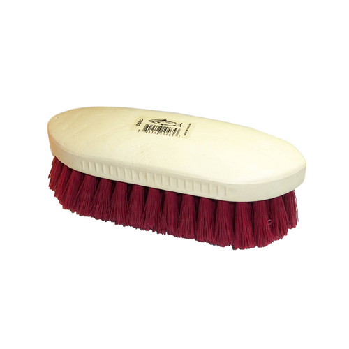 Plastic Back Stiff Poly Dandy Brush