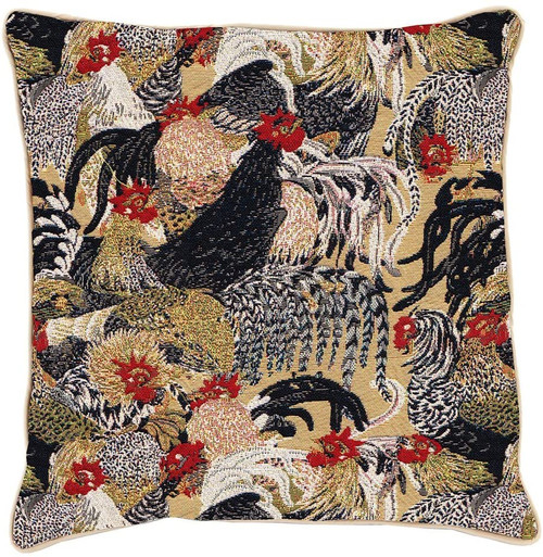 Cushion Cover - Rooster
