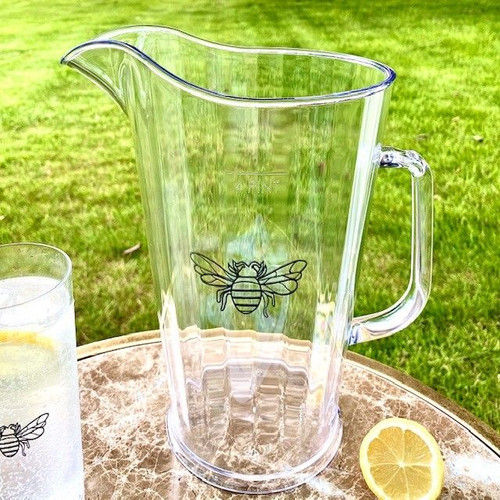 Polycarbonate Bee Pitcher