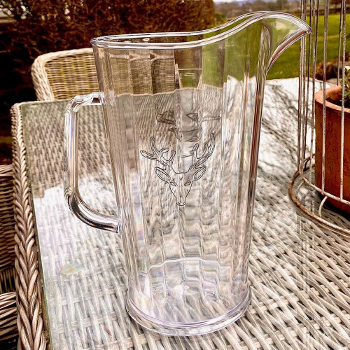 Polycarbonate Stag Pitcher